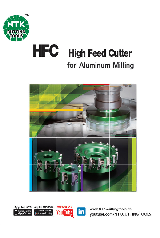 High Feed Cutter